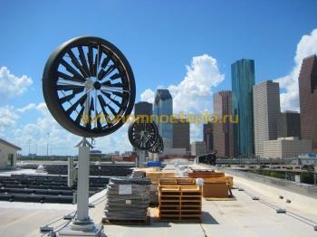 ветряные мини электростанции windtronics