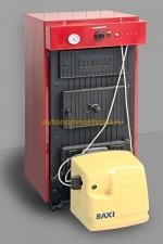 отопительный котел КЧМ-5К с газовой горелкой