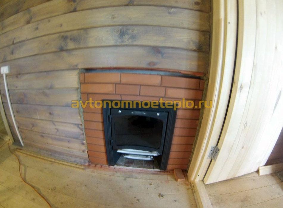 топочная дверца печки Саяны