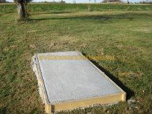 фундаментная плита для установки мини-котельной