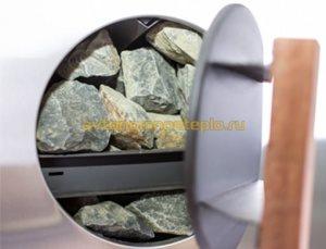 дверца в каменку