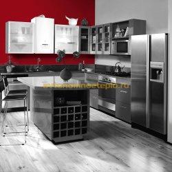котел встроенный в кухонную мебель