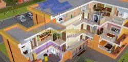 схема отопление многоквартирного дома