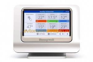 панель управления температурным режимом в доме марки Honeywell