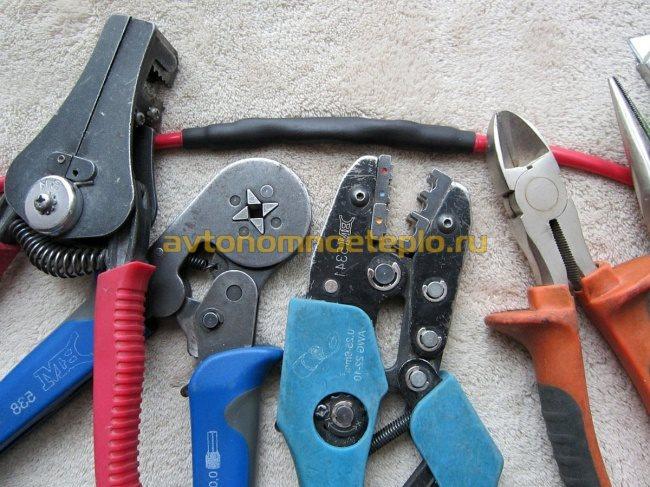 инструмент для ремонтных работ