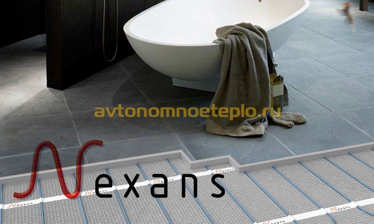 греющие полы Nexans
