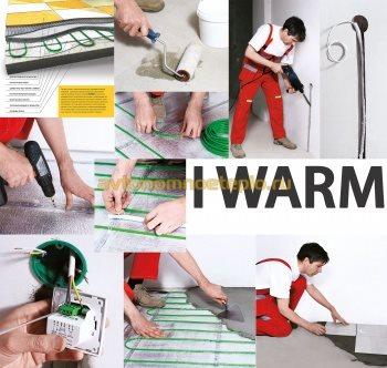 инструкция по монтажу пола марки IWARM