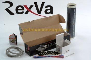 комплект ИК пола RexVa