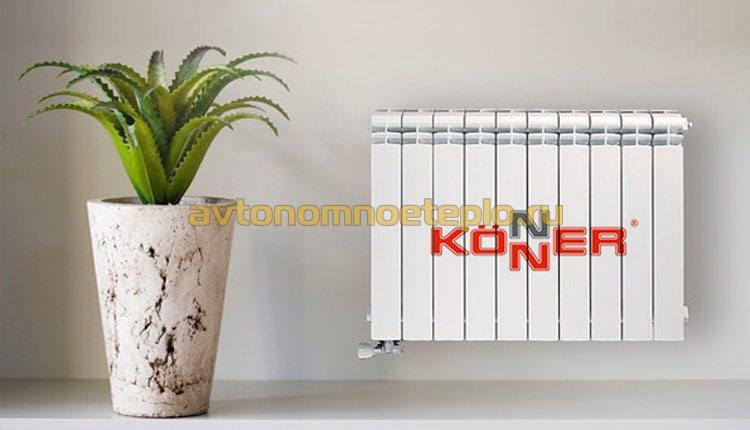 радиатор Konner