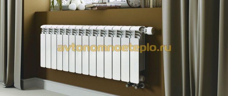 радиатор от компании Rifar