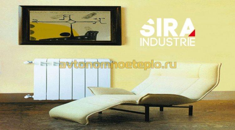 итальянские радиаторы марки Sira