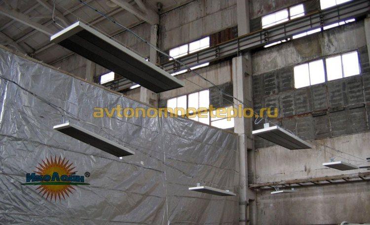подвесные панели ИкоЛайн ИКО