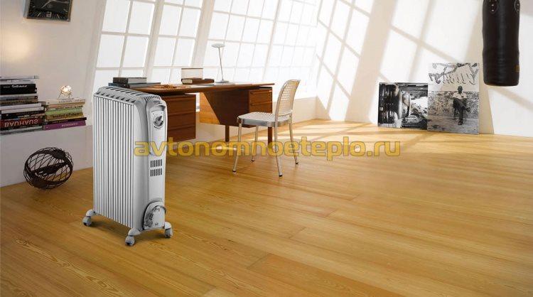 масляный радиатор DeLonghi TRD