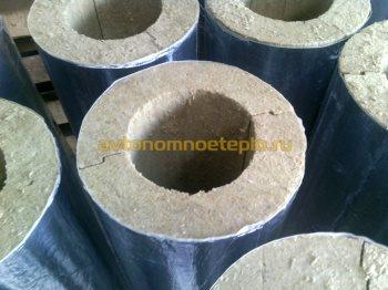 базальтовые скорлупки-цилиндры