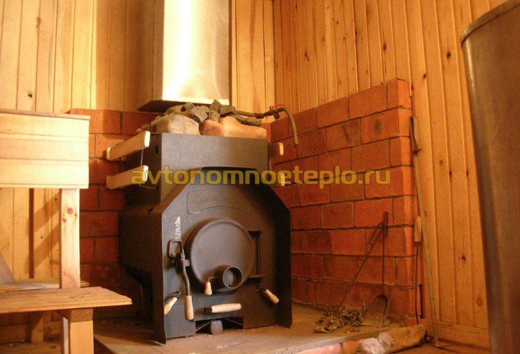 печка-каменка Бренеран