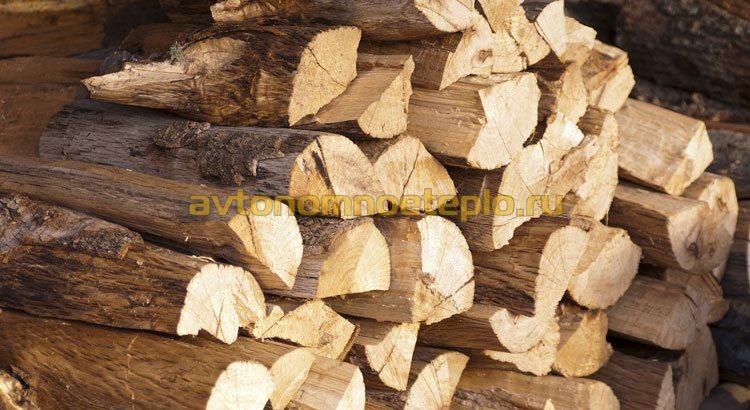 дрова для газогенераторного котла