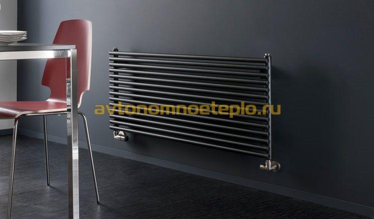 трубчатый радиатор