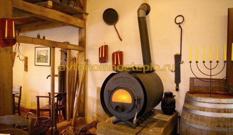 дровяной Булерьян