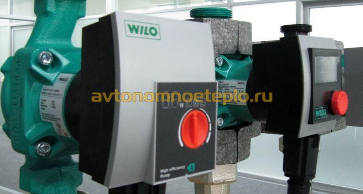 Wilo Yonos