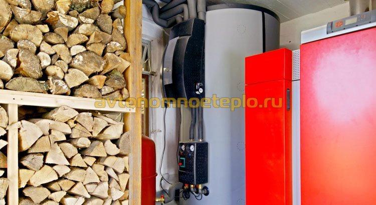 организация хранения дров
