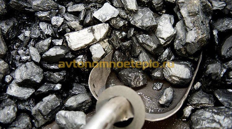 загрузка угля
