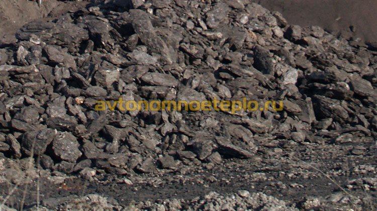 уголь лингит