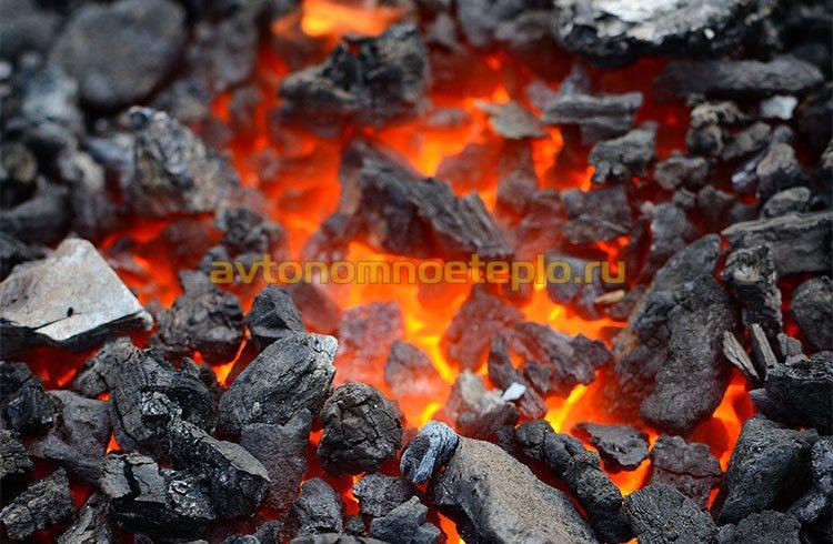 пиролизное горение угля