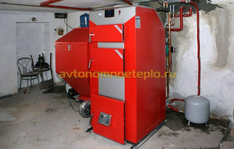угольный котел-автомат