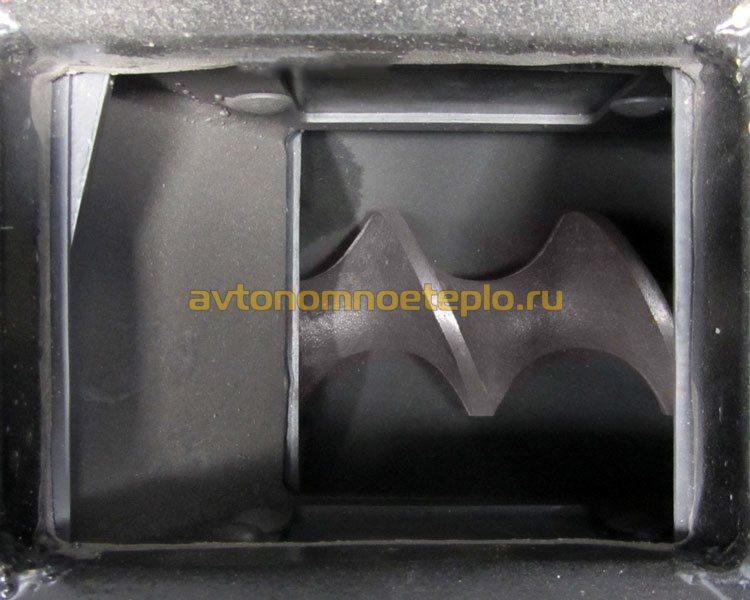 шнек для подачи угля