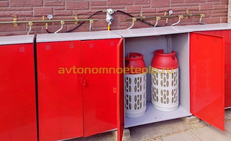 полимерно-композитные газовые баллоны