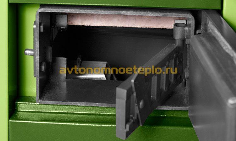 стальная топочная камера