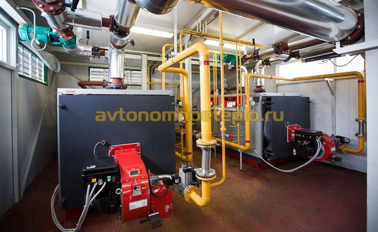БМК на дизельном топливе