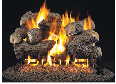 горение керамических дров