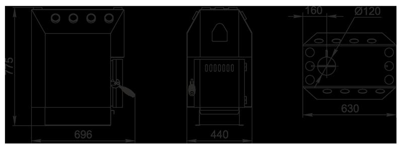 размеры Инженер дрова