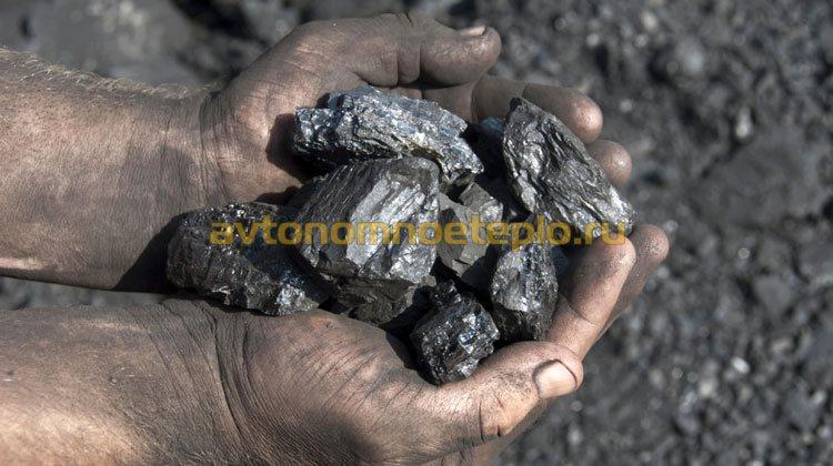 выбор угля для печки
