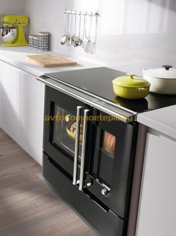 печка в современном дизайне
