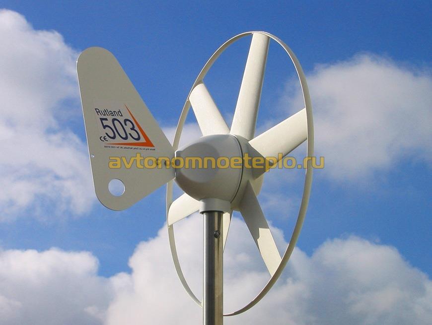 Мини ветрогенераторные электростанции