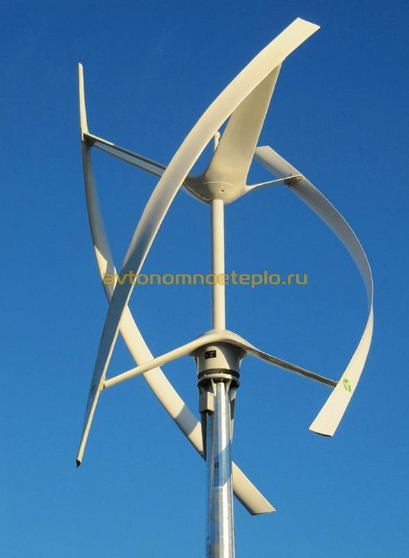 установка ветрогенератора своими руками