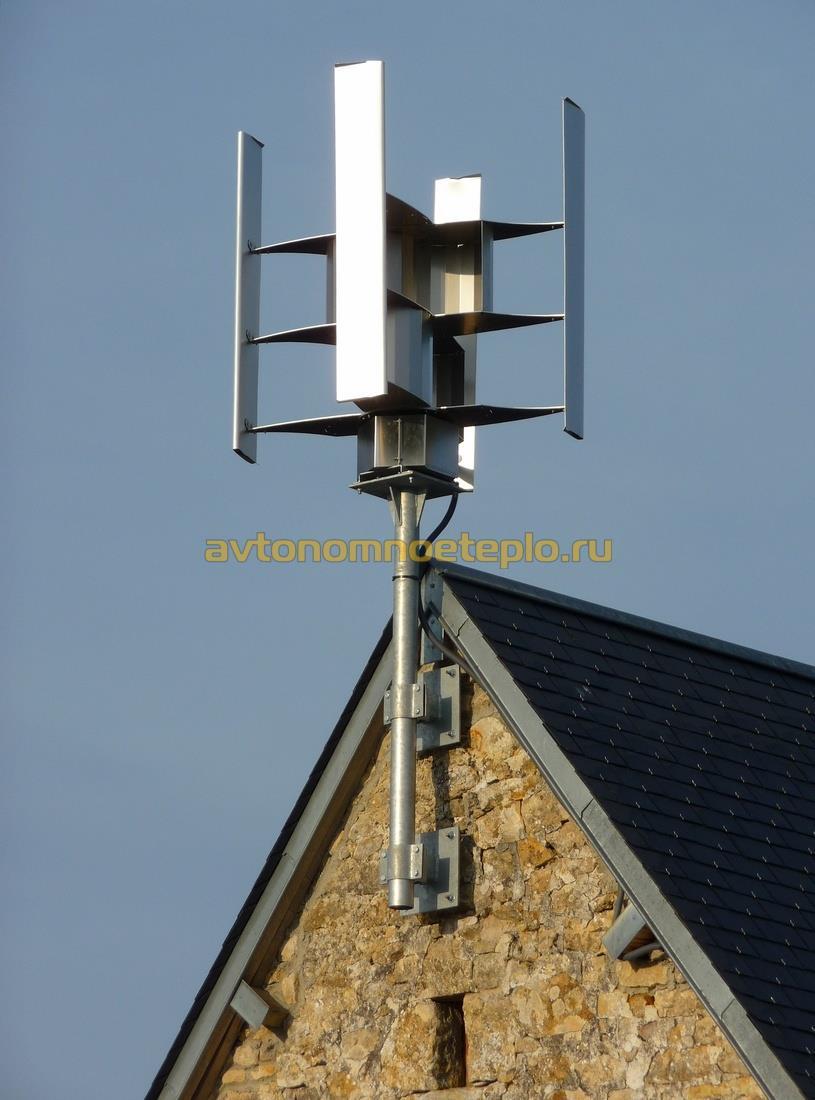 Отопление ветрогенератором своими руками фото 442