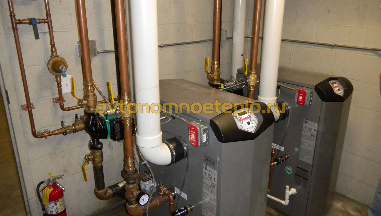 крышная котельная в 17 этажном доме электрическая или газовая