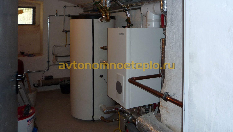 Газовые котлы отопления  настенные и напольные