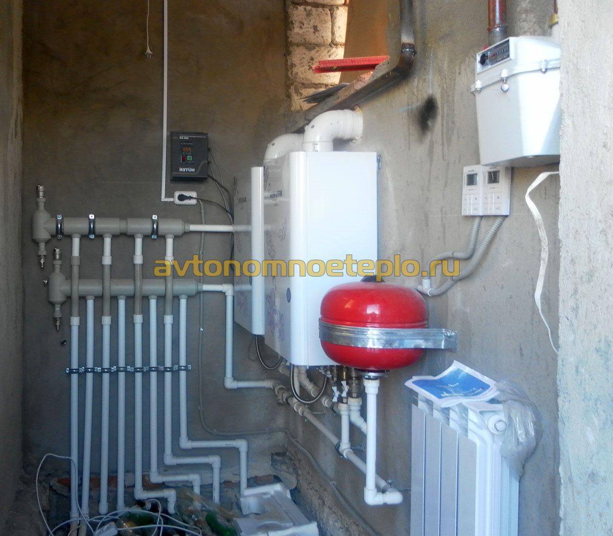 схема обвязки тт котла электрокотла отопления