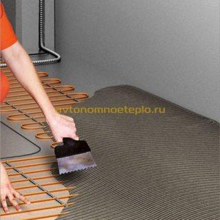 Плиточный клей для теплого пола какой лучше