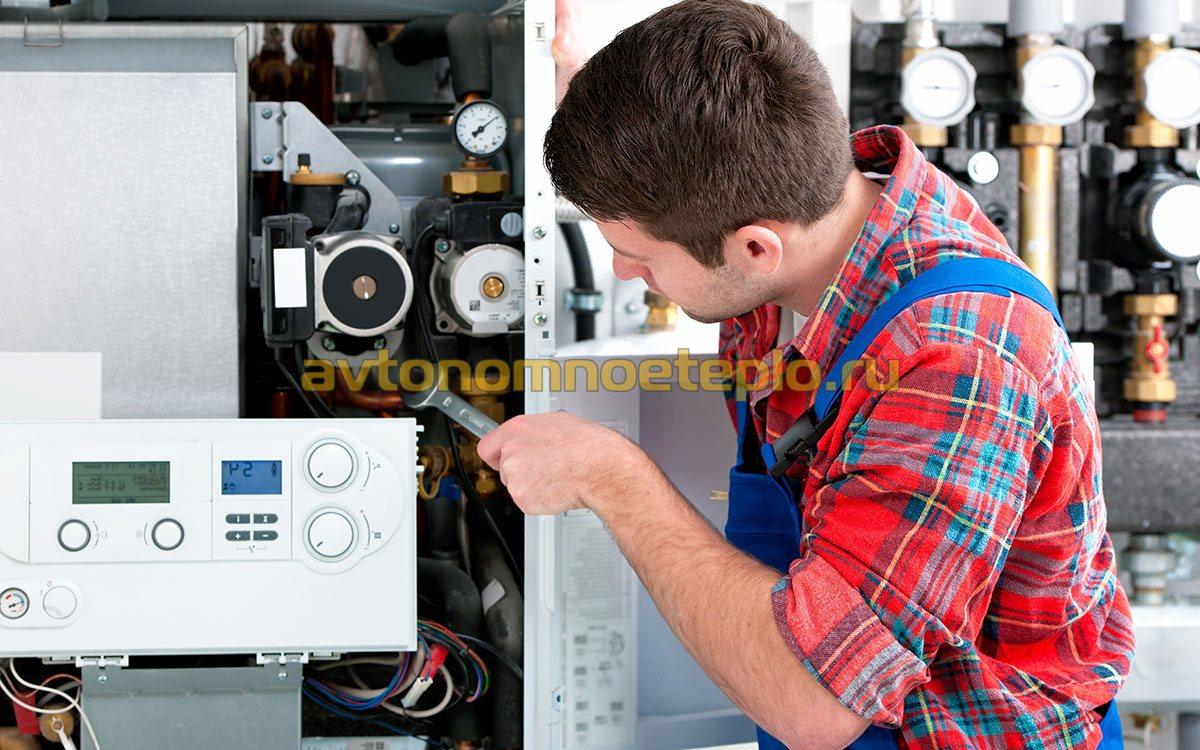 инструкция работы газового котла кебер