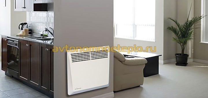 Что такое конвекторы отопления электрические
