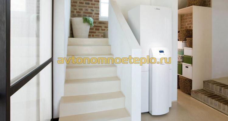 Теплонасос для частного дома