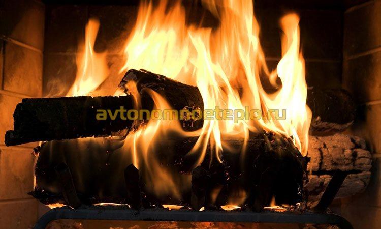 Котлы на дровах длительного горения