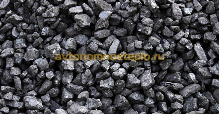 уголь горошек для автоматического котла