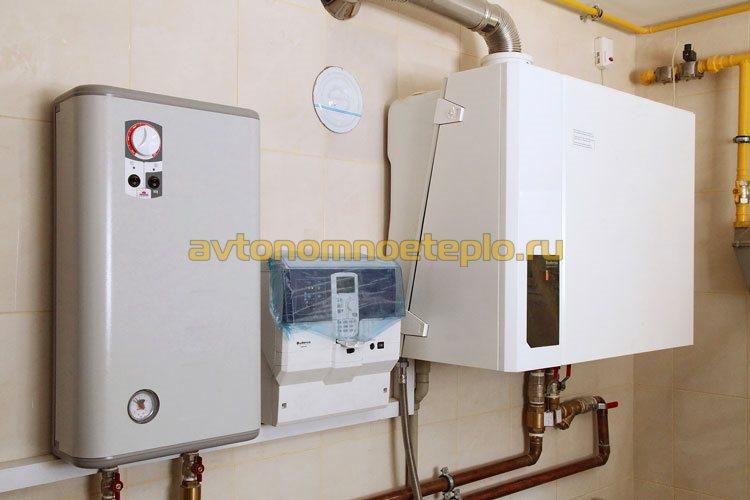 Котел отопления электрический или газовый? Что выбрать?