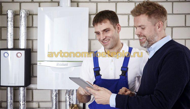 Как подобрать газовый котел по площади дома